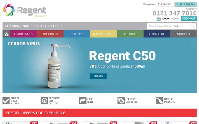 Regent Clean , UK