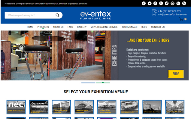 Eventex Furniture , UK